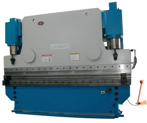 400t conventional hydraulic press brake