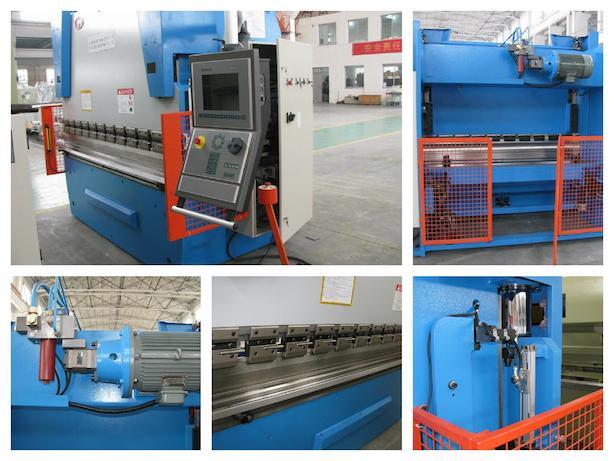 advantage CNC hydraulic press brake