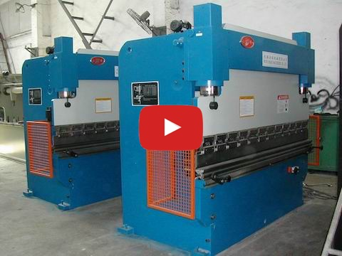 conventional press brake operation guide